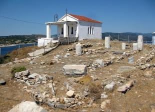 Ιερό του Διονύσου Βρισαίου ή Βρησαγενούς